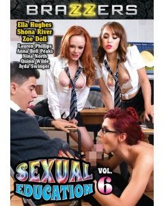 Sexual education 6 - DVD Brazzers
