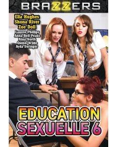 Education sexuelle 6 - DVD Brazzers