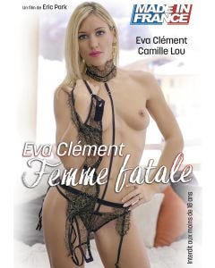 Eva Clément femme fatale - DVD Made in France