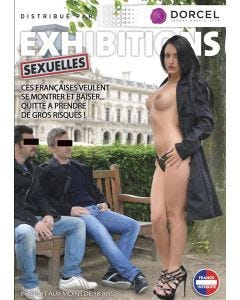 Exhibitions Sexuelles - DVD Dorcel