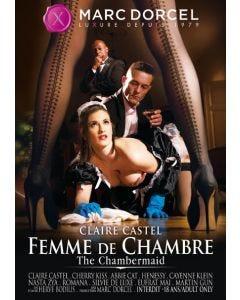 Claire castel femme de chambre - DVD X