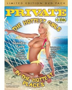 The hottest girls in the hottest places 4 DVD box set