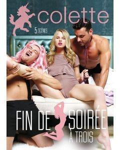 Fin de soirée à 3 - DVD Colette