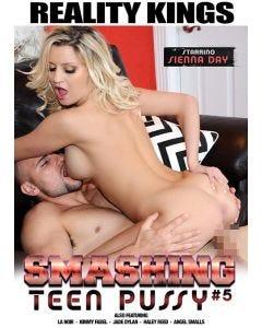 Smashing Teen Pussy #5  - DVD Reality Kings