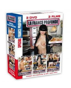 Coffret 3 DVD special La France Profonde