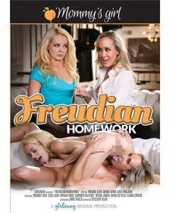 Freudian homework - DVD Girlsway