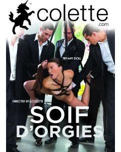 Soifs d'orgies - DVD Colette