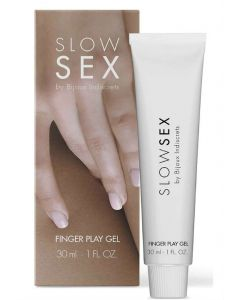 Gel Masturbation Finger Play Slow Sex - Packaging