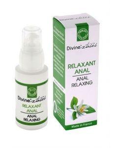 Gel Relaxant Anal Bio