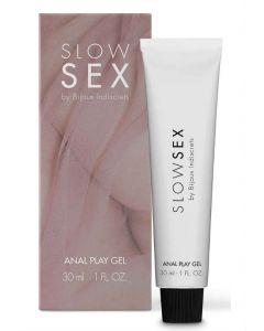 Gel Relaxant Anal Play Slow Sex - Packaging