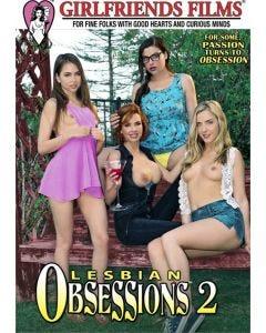 Lesbian Obsessions 2 - DVD Girlfriends Films