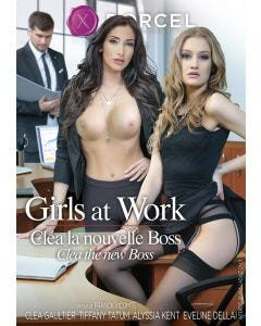 Girls at work- Clea la nouvelle boss - DVD Dorcel