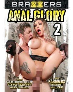 Anal glory 2 - DVD Brazzers
