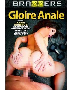 Gloire anale - DVD Brazzers