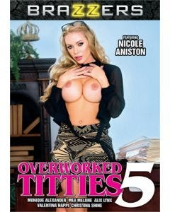 Overworked titties 5 - DVD Brazzers