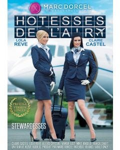 Hôtesses de l'air - DVD Marc Dorcel