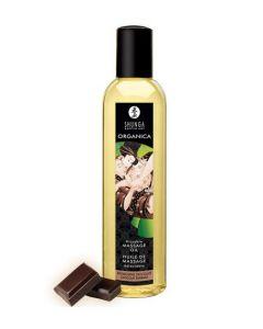 Huile de Massage Bio Parfum Chocolat