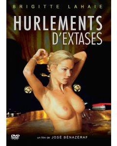 Hurlements d'extases - DVD Brigitte Lahaie