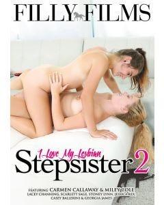 I love my lesbian stepsister 2 - DVD Filly Films
