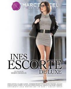 Inès escorte de luxe - DVD Marc Dorcel