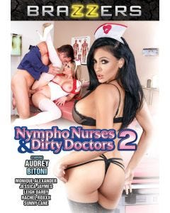 Nympho Nurses and Dirty Doctors 2 - DVD Brazzers