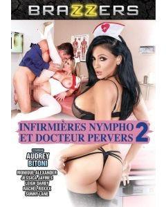 Infirmières nympho et docteur pervers 2 - DVD Brazzers