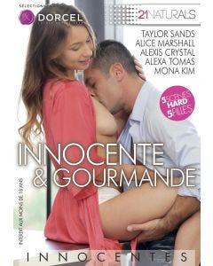 Innocente et gourmande - DVD Dorcel