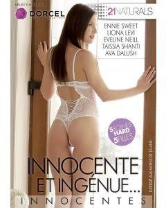 Innocente et ingénue - DVD Dorcel