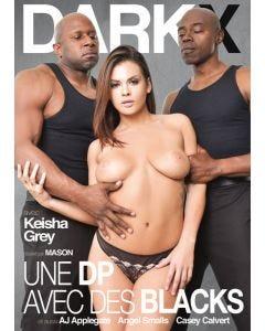 Une DP avec des blacks | DARK X DVD