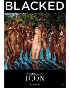 Interracial icon 10 - DVD Blacked