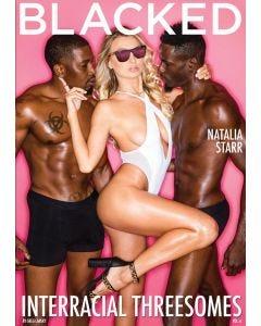 Interracial threesomes vol.6 - DVD Blacked