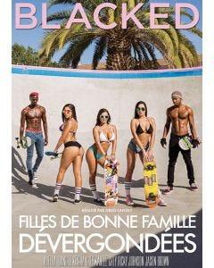 Filles de bonne famille dévergondées - DVD Blacked