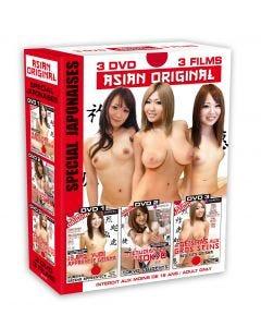 Coffret 3 DVD special japonaises