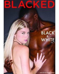 Black & White #7 - DVD Blacked