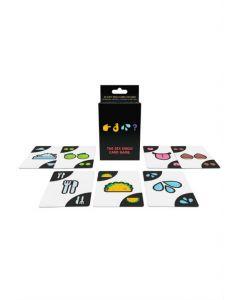 Jeu de Carte Sexy Emoji | Jeux Sexy