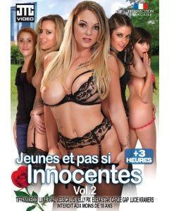 Jeunes et pas si innocentes 2 - DVD JTC