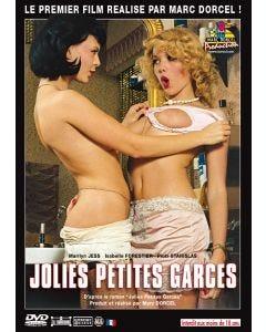Jolies Petites Garces - DVD Marc Dorcel