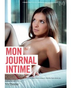 Mon journal intime - DVD Viv Thomas - DVD Lesbien