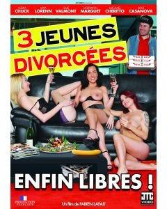 3 jeunes divorcées - DVD JTC