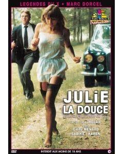 Julie la douce - DVD Marc Dorcel