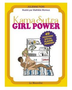 Livre érotique - Kama Sutra Power Girl