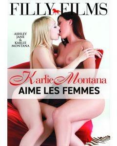 Karlie Montana aime les femmes - DVD Filly Films