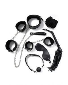 Kit Bdsm Noir