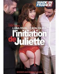 L'initiation de Juliette - DVD Made in France