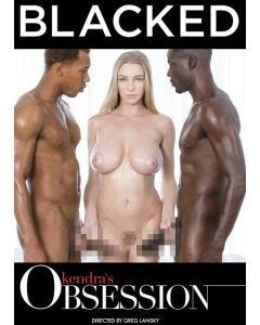 Kendra's Obsession - DVD Blacked