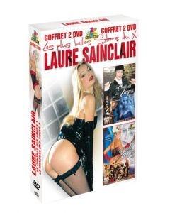 Coffret  2 DVD Laure Sainclair