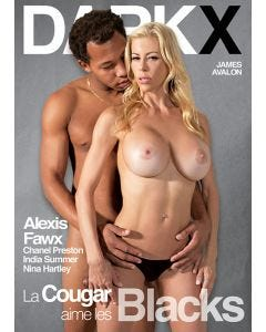 La cougar aime les blacks - DVD Dark X
