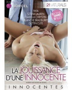 La jouissance d'une innocente - DVD Dorcel