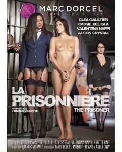 La prisonniere - DVD Marc Dorcel