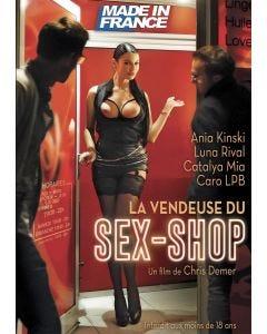 La vendeuse du sex-shop - DVD Made in France